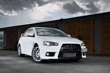 Mitsubishi Lancer Evolution MR GSR GT330 � GT360 �ATTACK� - ��� ����� ������ � ��������� EVO